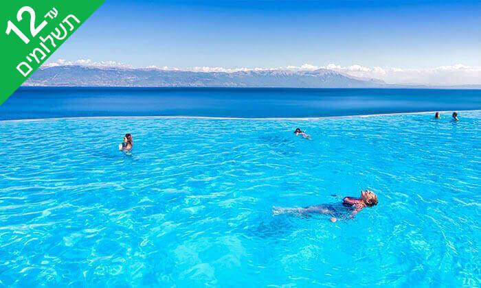 5 יולי-אוגוסט במקדוניה - מלון 5 כוכבים מומלץ עם פארק מים