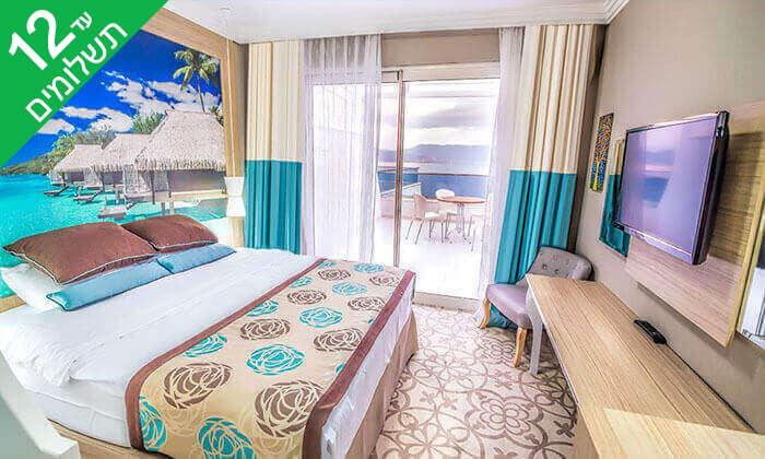 7 יולי-אוגוסט במקדוניה - מלון 5 כוכבים מומלץ עם פארק מים