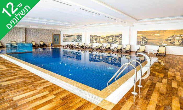 9 יולי-אוגוסט במקדוניה - מלון 5 כוכבים מומלץ עם פארק מים