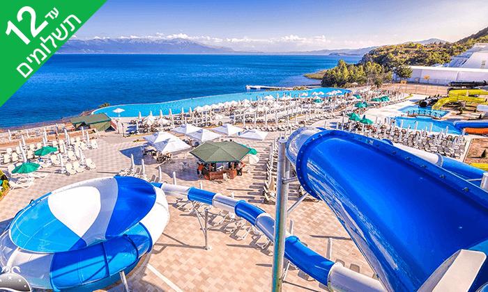 3 יולי-אוגוסט במקדוניה - מלון 5 כוכבים מומלץ עם פארק מים