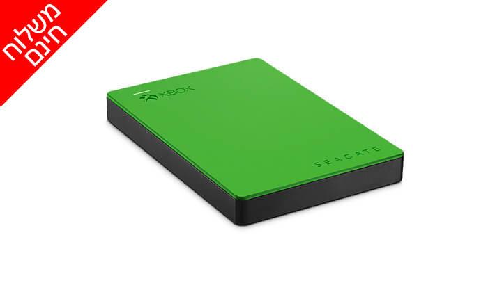 3 דיסק קשיח חיצוני SEAGATE לקונסולת XBOX - משלוח חינם
