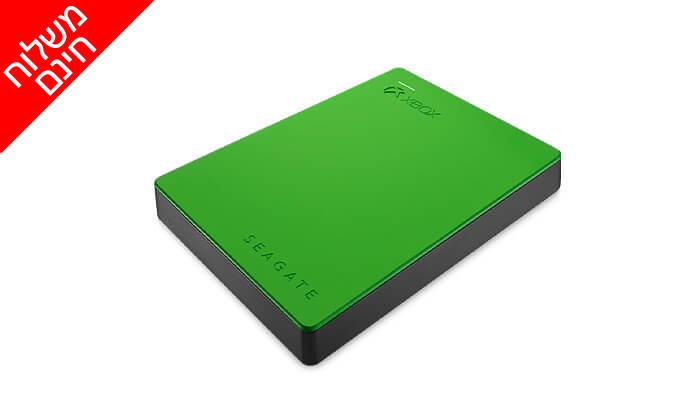 4 דיסק קשיח חיצוני SEAGATE לקונסולת XBOX - משלוח חינם