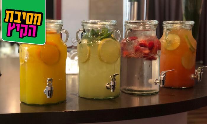 5 ארוחת צהריים או ערב במלון לאונרדו סיטי טאוור, רמת גן