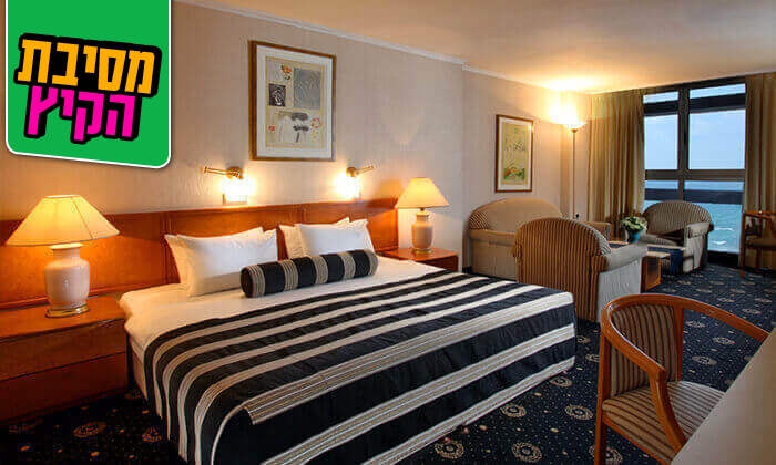 4 חופשה זוגית במלון העונות נתניה, כולל אטרקציה לבחירה