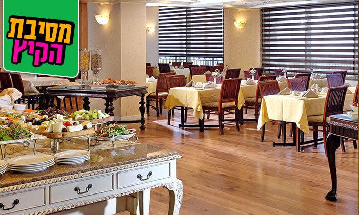 6 חופשה זוגית במלון העונות נתניה, כולל אטרקציה לבחירה