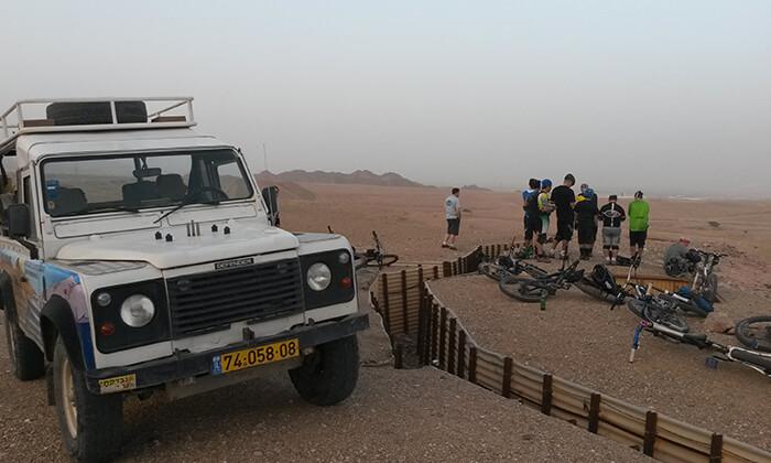 6 אילת טורס - טיול ג'יפים בהרי אילת