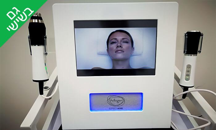 3 טיפול פנים במרכז טופז לטיפולים אסתטיים מתקדמים, ראשון לציון