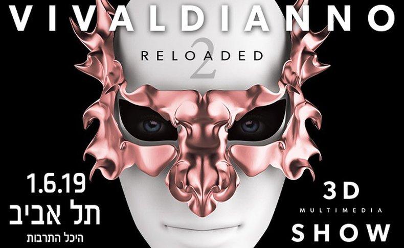 המופע VIVALDIANNO 2 Reloaded