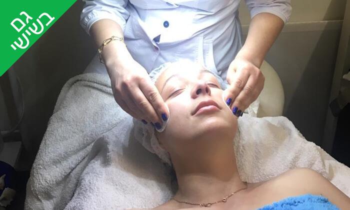 5 טיפולי פנים בקליניקה של יוליה צירטקוב, פתח תקווה