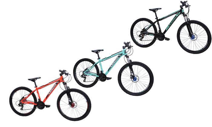 2 אופני הרים TOTEM ARROW