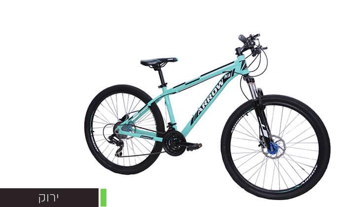 4 אופני הרים TOTEM ARROW