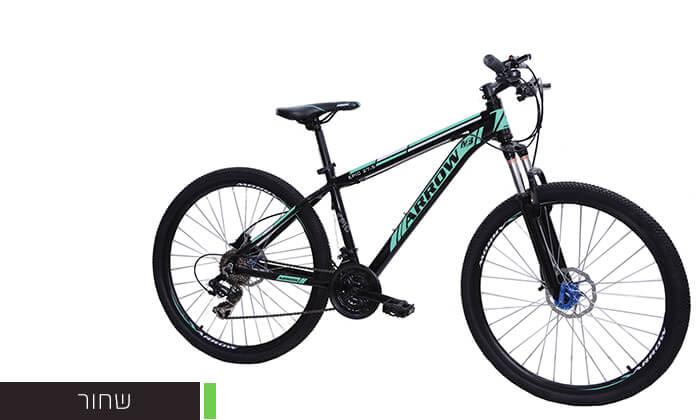 5 אופני הרים TOTEM ARROW