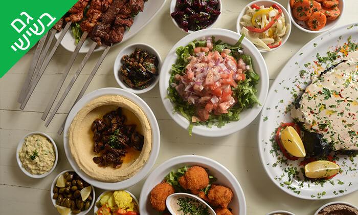 4 ארוחה זוגית ב'תרשיש 9', אילת