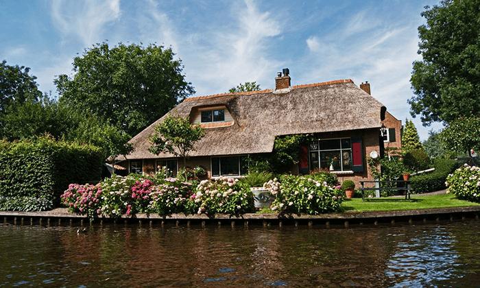 7 טיול יומי לחיטהורן, הולנד - יציאה מאמסטרדם