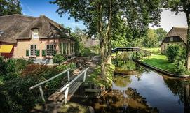 טיול לחיטהורן, הולנד מאמסטרדם