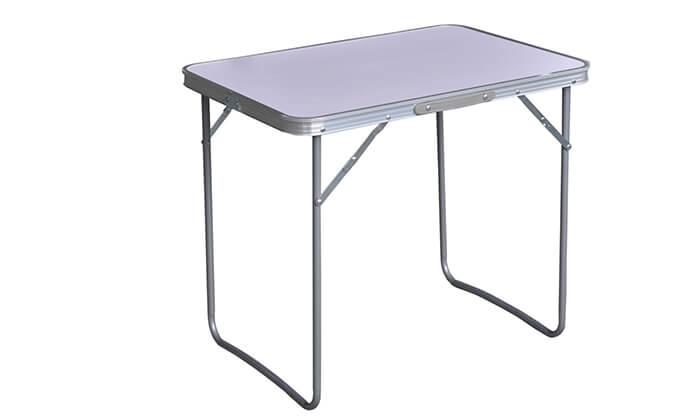 """2 שולחן קמפינג 70 ס""""מ CAMP&GO"""