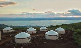 באיי גאלי אירוח בטבע גם בסופ