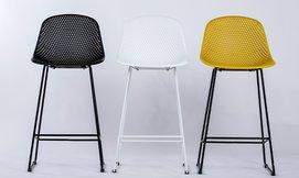 כיסא בר בעיצוב סקנדינבי