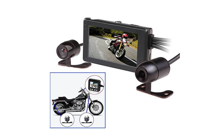 3 מצלמת דרך ואבטחה דו-כיוונית XTV1