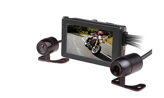 8 מצלמת דרך ואבטחה דו-כיוונית XTV1