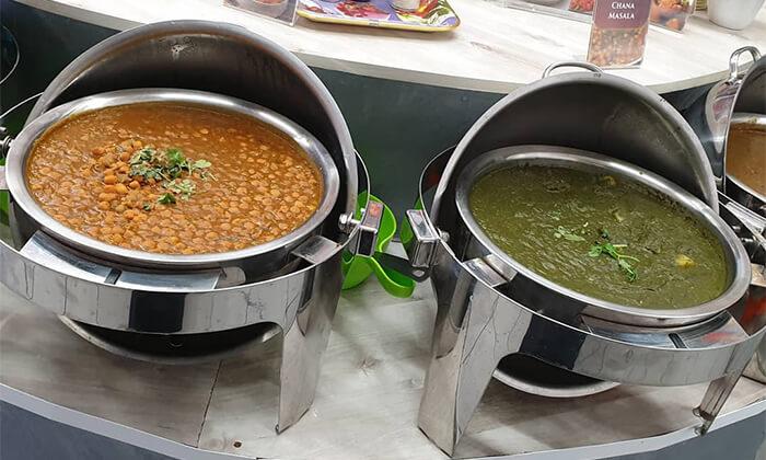 5 ארוחה אסייתית זוגית במסעדת טיקה מסאלה, אילת