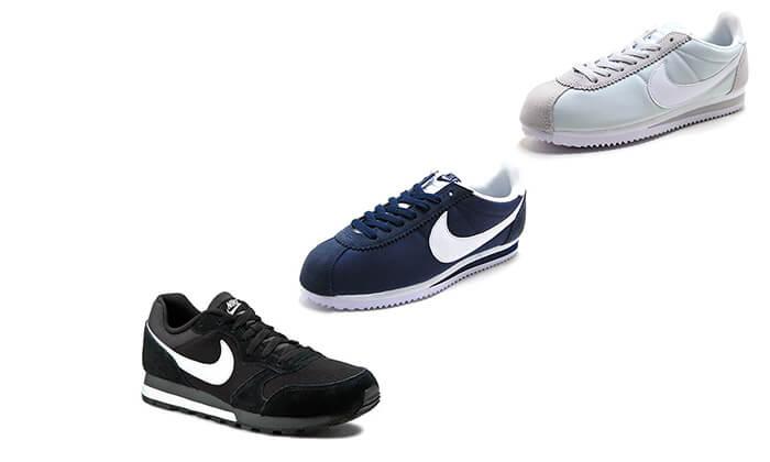 2 נעלי אופנה נייק NIKE