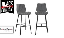 זוג כיסאות בר HOME DECOR