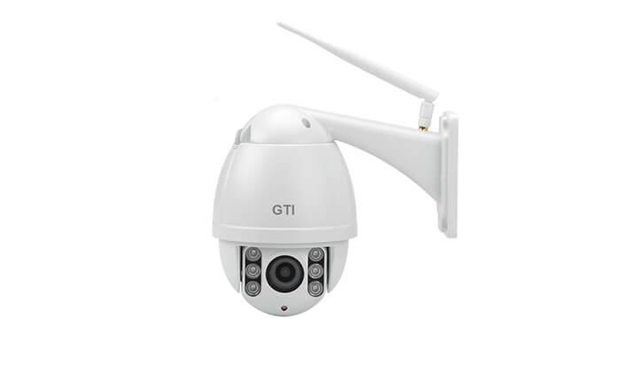 5 מצלמת אבטחה חיצונית ממונעת GTI