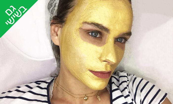 """5 טיפולי פנים - ד""""ר אוריקה סגל מרכז לאסתטיקה רפואית בגבעתיים ובקריית מוצקין"""