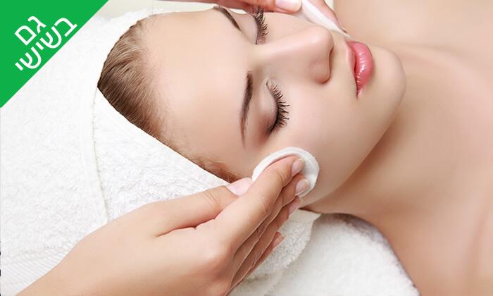 """2 טיפולי פנים - ד""""ר אוריקה סגל מרכז לאסתטיקה רפואית בגבעתיים ובקריית מוצקין"""