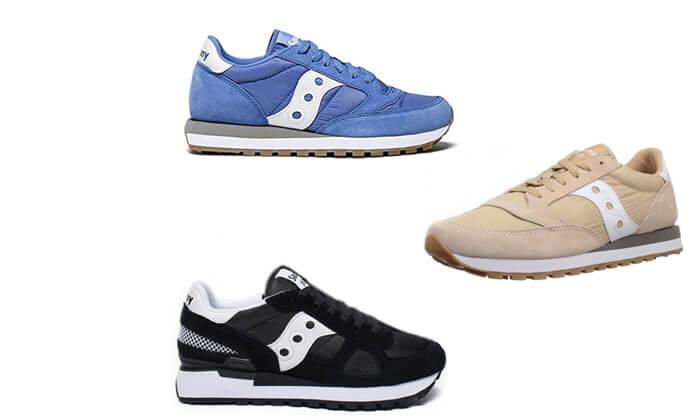2 נעלי ספורט סאקוני SAUCONY