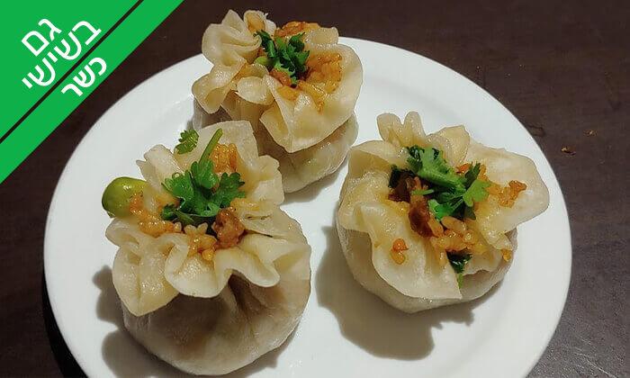 6 ארוחה זוגית כשרה במסעדת החומה הסינית, תל אביב