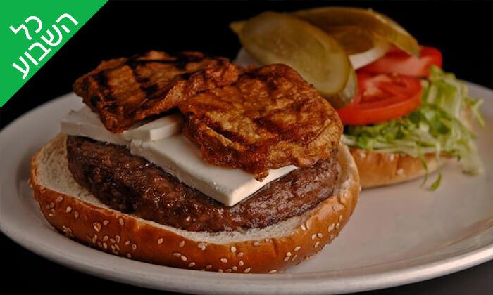 6 ארוחת בשרים ליחיד או לזוג במסעדת קניבר, חיפה עיר תחתית