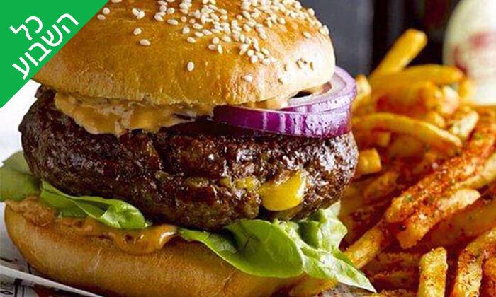 2 ארוחת בשרים ליחיד או לזוג במסעדת קניבר, חיפה עיר תחתית