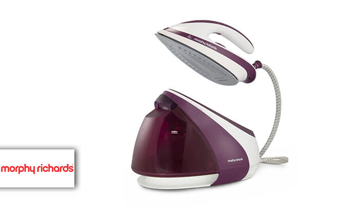 2 מגהץ קיטור Morphy Richards דגם 42610