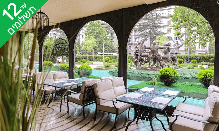4 חופשה בטביליסי בשיא העונה - מלון מומלץ