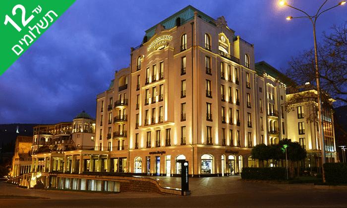 2 חופשה בטביליסי בשיא העונה - מלון מומלץ