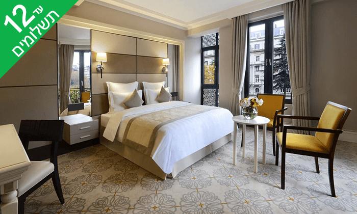 7 חופשה בטביליסי בשיא העונה - מלון מומלץ