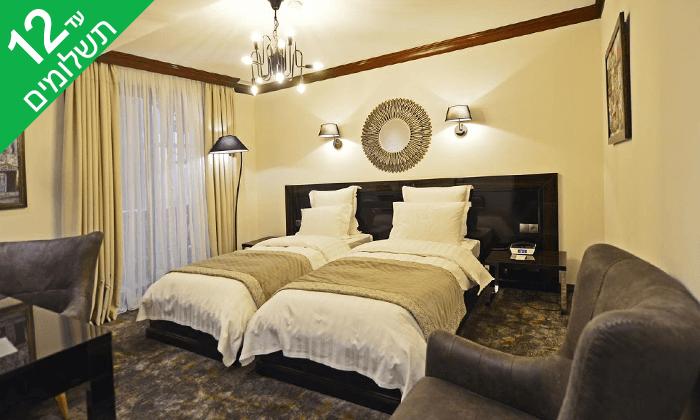 8 חופשה בטביליסי בשיא העונה - מלון מומלץ