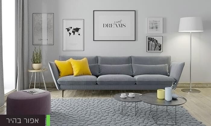 4 ספה תלת מושבית RAM DESIGN