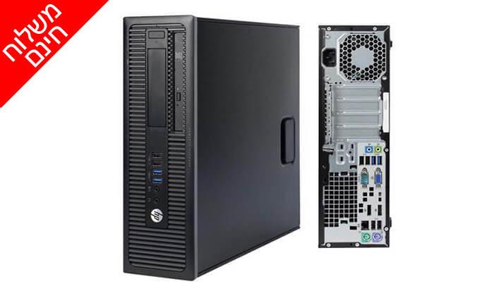 4 מחשב נייח HP - משלוח חינם