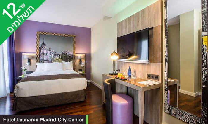 7 חופשה במדריד - מלון Leonardo המומלץ
