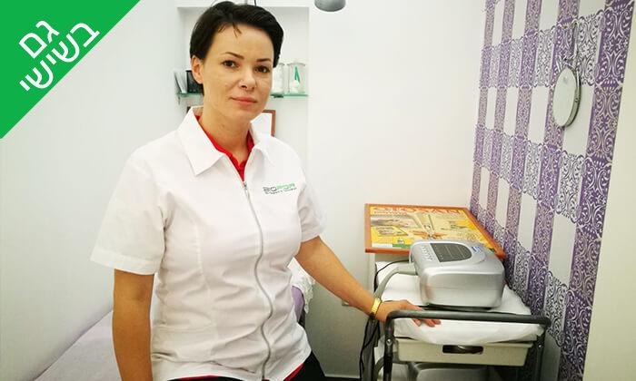 3 טיפולי פנים אצל נטלי מנדרוסוב, ראשון לציון