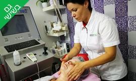 טיפולי פנים אצל נטלי מנדרוסוב