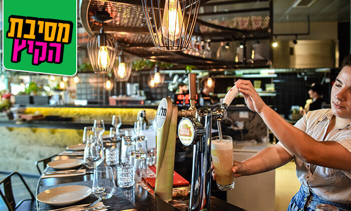 14 מסעדת גליאנו Galliano באגמון החולה - ארוחת שף זוגית