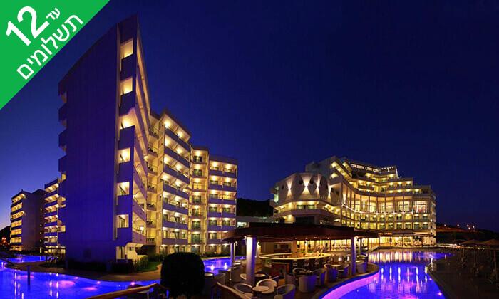 3 קיץ ברודוס - מלון 5 כוכבים Elysium על חוף הים