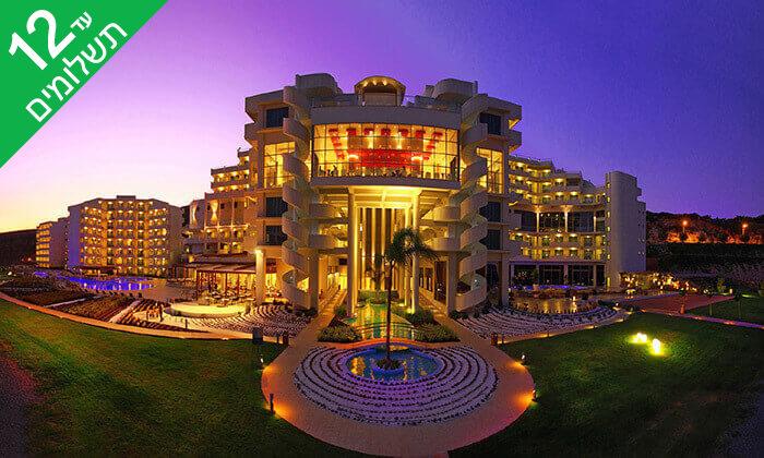 4 קיץ ברודוס - מלון 5 כוכבים Elysium על חוף הים