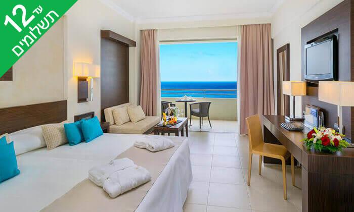 8 קיץ ברודוס - מלון 5 כוכבים Elysium על חוף הים