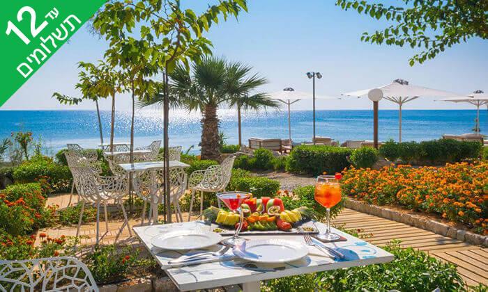 10 קיץ ברודוס - מלון 5 כוכבים Elysium על חוף הים