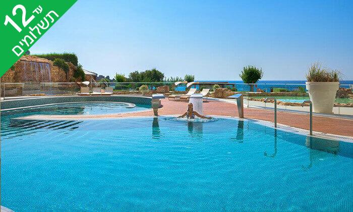11 קיץ ברודוס - מלון 5 כוכבים Elysium על חוף הים